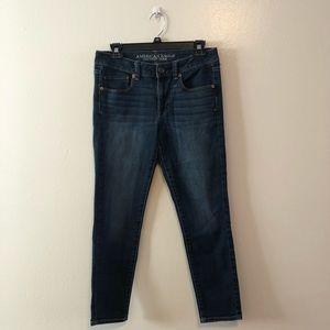 Women's Super Skinny American Eagle Jeans Size 6